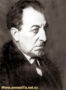 Avetiq Isahakyan